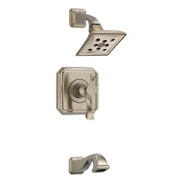 thermostatic divertor sets